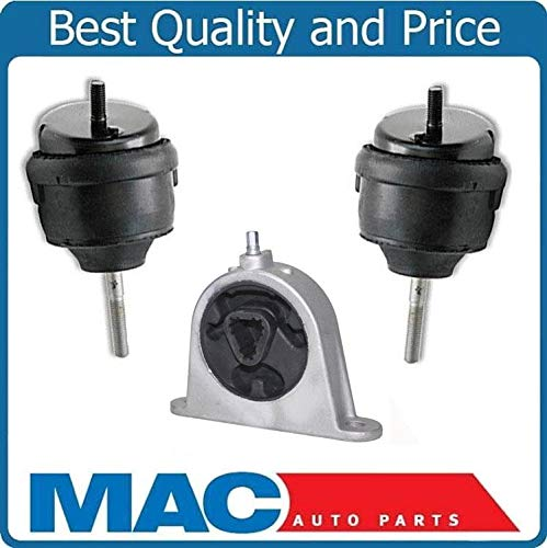 Motor Hyd - For 07-08 Pacifica (2) Engine Motor Mounts Hyd + Trans Mount 100% New 3pc