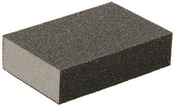 Norton Small Area Fine/Medium Grit Sanding Sponge #2081 (Pack of 6)