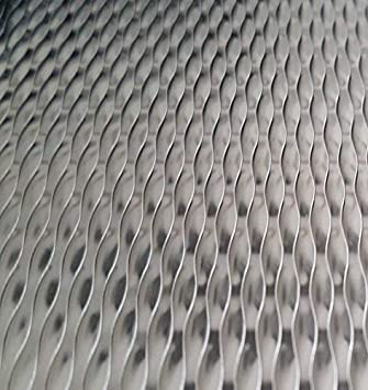 Chapa de acero inoxidable 100 cm x 100 cm (1000 x 1000 mm ...