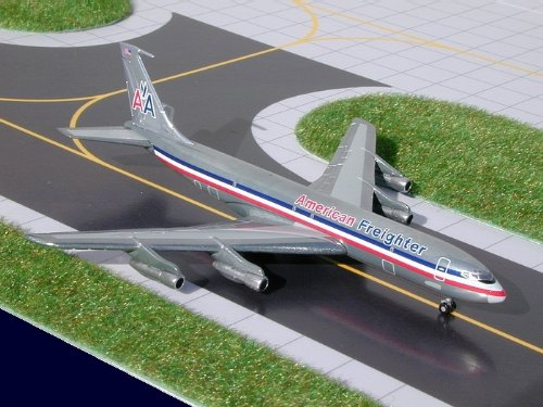Gemini Jets American Airlines B707-320 Model Airplane