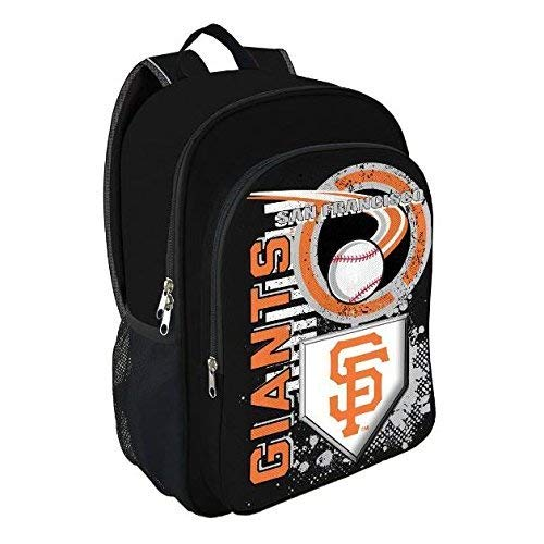 Northwest San Francisco Giants MLB Accelerator Backpack (Black)