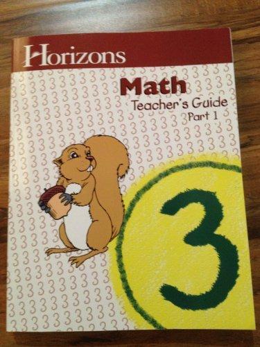 Horizons Math Grade 3, Book 1: Teacher's Guide by Sareta Cummins (2000-01-01) Spiral-bound