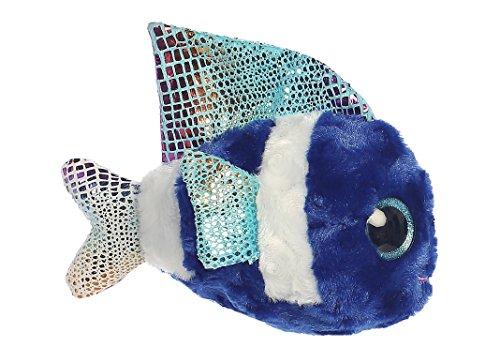 Aurora World Humee Plush Animal Toy, Humee Fish, 6