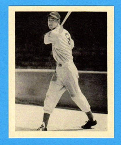 Ted Williams 1939 Play Ball Baseball Rookie Reprint Card (Red Sox)