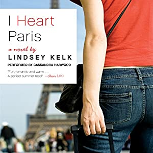 I Heart Paris Audiobook