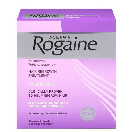 Rogaine Regular Strength Women Triple