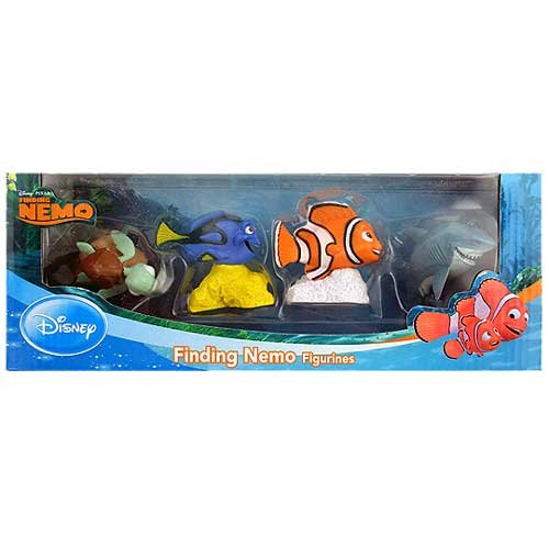 Finding Nemo 4 Piece Figure Set -