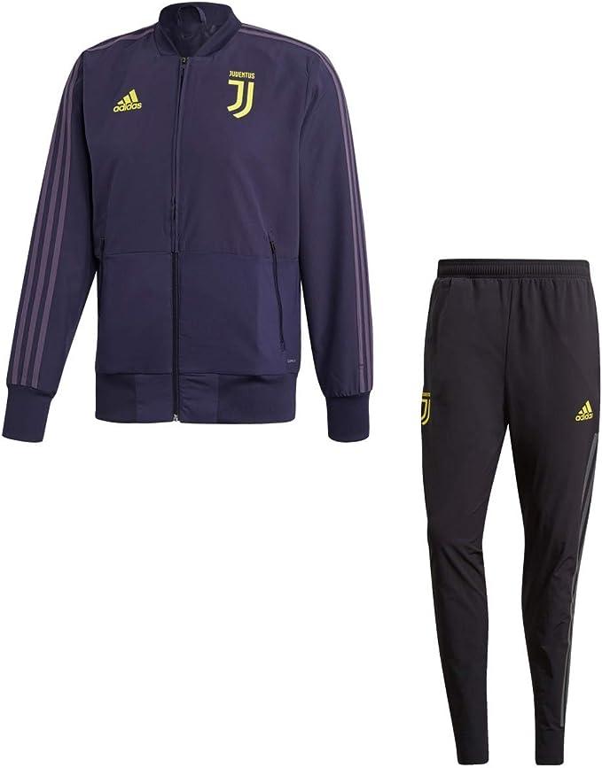Adidas La Juventus de chándal en representación de la UCL de la ...
