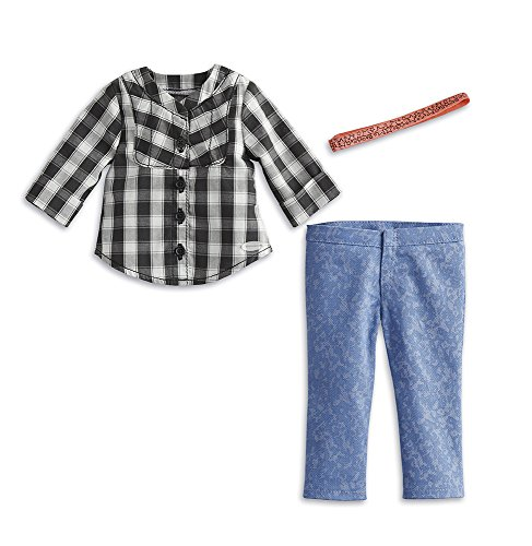 American Girl Z's Easy Breezy Outfit for 18-inch Dolls