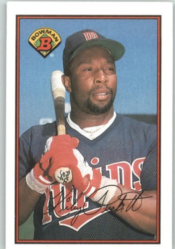 1989 Bowman #162 Kirby Puckett - Minnesota Twins (Baseball Cards) ()