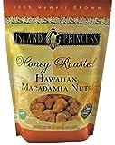 Hawaiian Macadamia Nuts, Premium Quality (1.25 lbs., 567 g) ReSealable Bag (Honey Roasted)