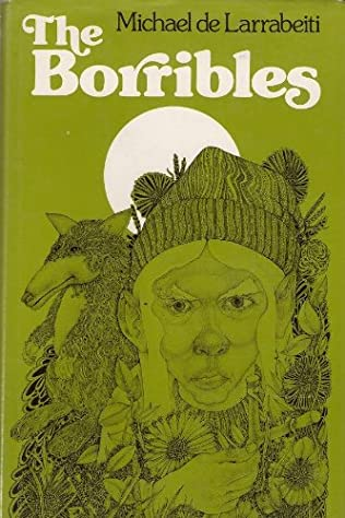 book cover of The Borribles
