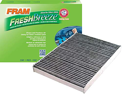 reeze Cabin Air Filter with Arm & Hammer ()