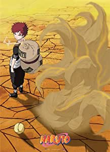 Great Eastern Entertainment Naruto Gaara Wall Scroll, 33 by 44-Inch