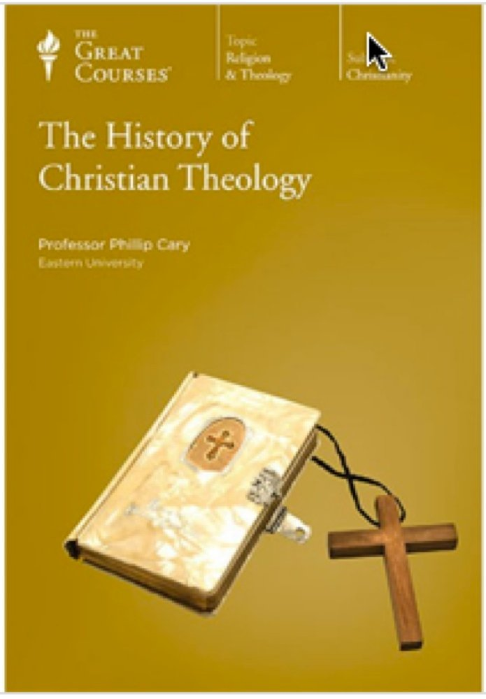 The History of Christian Theology (The Great Courses - The Teaching Company, This is a three book set) pdf epub