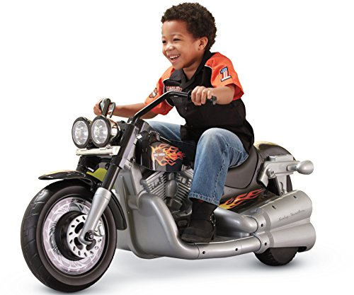 (Power Wheels Harley-Davidson Cruiser)