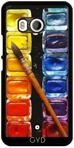 Funda para Htc U11 - Paleta De Acuarelas Artista by BluedarkArt