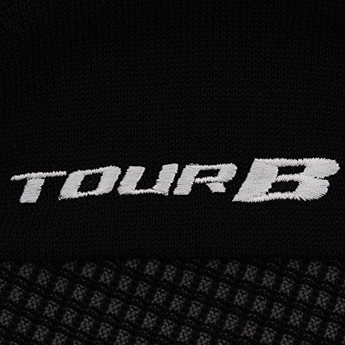 ブリヂストン TOUR B ベスト Vネックニットベスト オフホワイト L