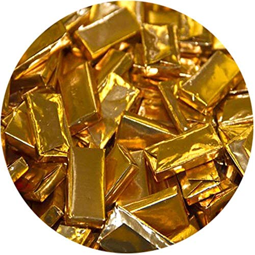 Andes Gold Foil Creme De Menthe Thins, 1.5 LB Bag ()