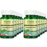 Morpheme Phyllanthus Niruri (Bhumyamlaki) 500mg Extract – 60 Veg Caps (Pack of 10) Review