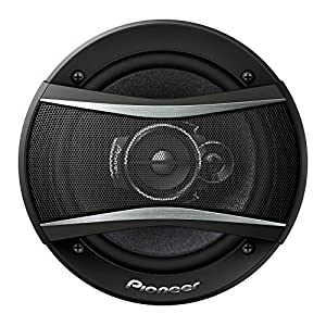 "Pioneer TSA1676R 6-1/2"" 3-Way Car Speakers"