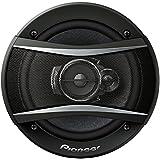 """Pioneer TS-A1676R 6-1/2"""" 3-Way Speaker, Set of 1"""