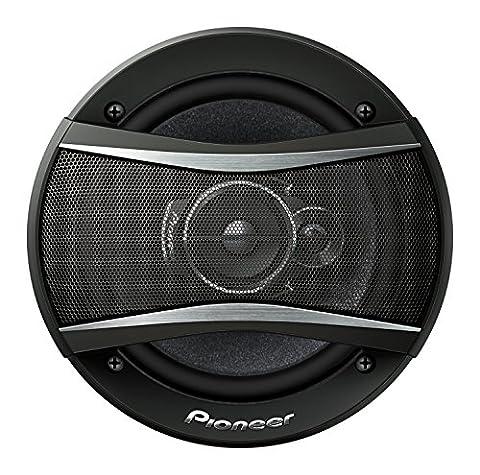 Pioneer TS-A1676R 6.5-Inch 3-Way Speaker Pair (Car Speakers)