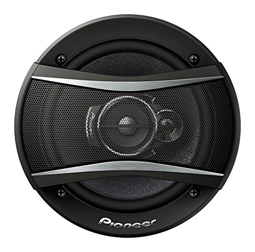 Way Speakers Coaxial 3 - Pioneer TS-A1676R 6.5-Inch 3-Way Speaker Pair
