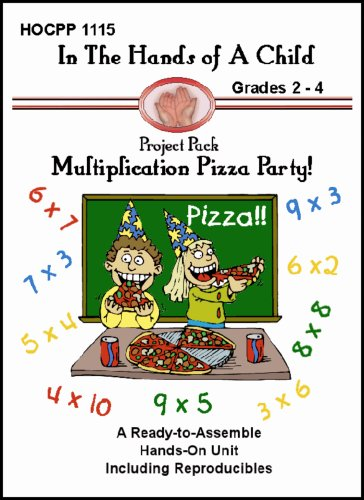Mulitiplication Party (In the Hands of a Child: Project Pack) pdf
