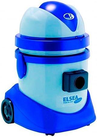 Elsea Esat ESDP100 - Aspirador de polvo, 21 l, 230 V, 1000 W: Amazon.es: Bricolaje y herramientas