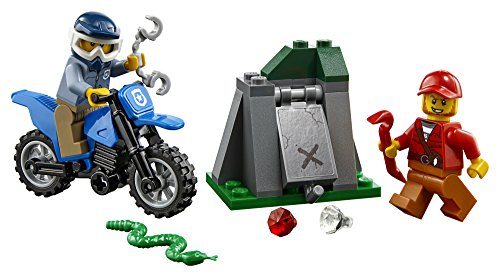 LEGO City Police Off-Road Chase 60170 Building Kit (37 Piece)