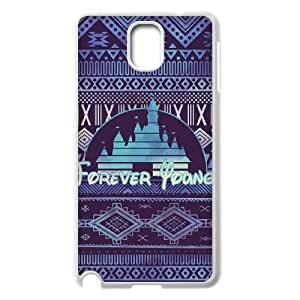 Custom Case for Samsung Galaxy Note 3 N9000 with Personalized Design Forever Young