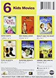 MGM Movie Collection - 6 Kids Movies (Snow White / Red Riding Hood / Beauty and the Beast / Puss in Boots / Sleeping Beauty / Hansel and Gretel)
