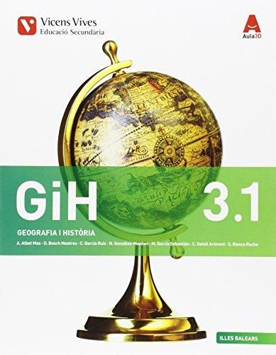 Gih 3.1 Bal Aula 3D: Eso 3 – Geografia I Historia : 000001
