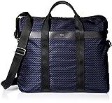 HUGO by Hugo Boss Men's Digital Light Fantasy Weekender Bag, Fantasy Blue