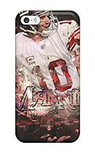 Hot Fashion YoUrBQq2544oUcjS Design Case Cover For Iphone 5/5s Protective Case (eli Manning)