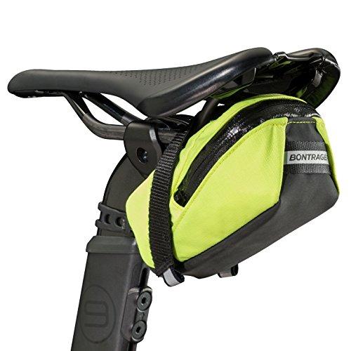 Bontrager Elite Seat Pack S Fahrrad Satteltasche gelb/schwarz