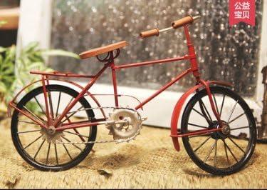Vintage Decoración Retro Bicicleta Hierro Artesanía Muebles Bar ...