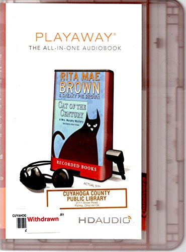 Cat Of The Century by Rita Mae Brown and Sneaky Pie Brown