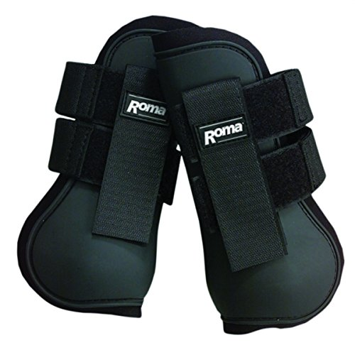 Roma Open Front Jumping Boot