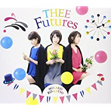 Mikako Komatsu - Thee Futures (DIGI-PACK) [Japan LTD CD] KICS-1888