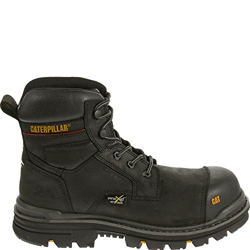Caterpillar Work Guard Black RASP Toe Composite Metatarsal Boot 6