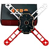 Mini 250 Totem Q250 4-Axis Mini Quadcopter Frame Kit Integrated PCB Wiring Unassembled