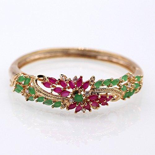 Beautiful Wedding Gemstone Bracelet Multicolor product image