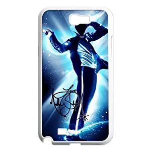 Custom Michael Jackson Hard Back Cover Case for Samsung Galaxy Note 2 NT360