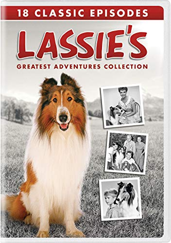 Lassie's Greatest Adventures Collection (Best Rated Refrigerators 2019)