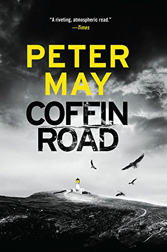 Book cover for Coffin Road