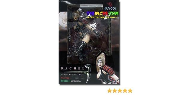 Ninja Gaiden - Rachel 1/6 Scale PVC Figure