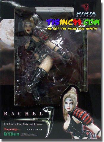 Ninja Gaiden Toy - Ninja Gaiden - Rachel 1/6 Scale PVC Figure
