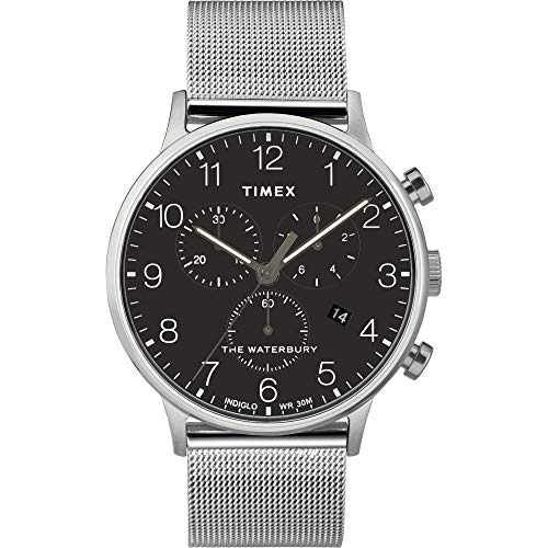 Timex Waterbury Classic Chronograph 40mm Watch